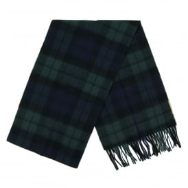New Check Tartan Scarf Black Watch