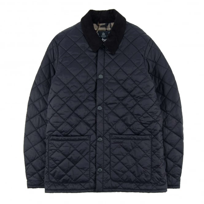 Barbour Pembroke Quilt Jacket Navy