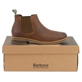 Penshaw Chelsea Boot Timber Tan