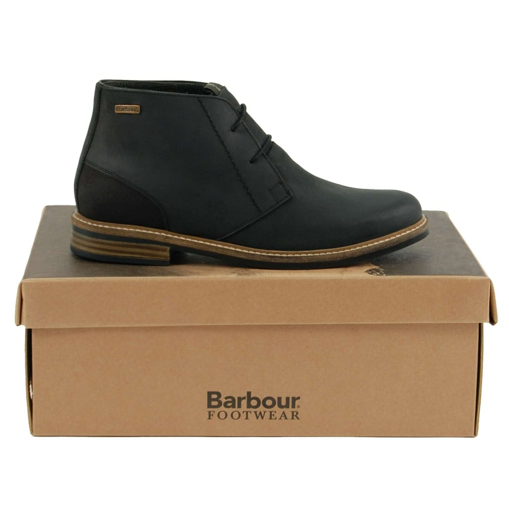 a585a0b5fa8 Barbour Readhead Boots Black - Mens Clothing from Attic Clothing UK