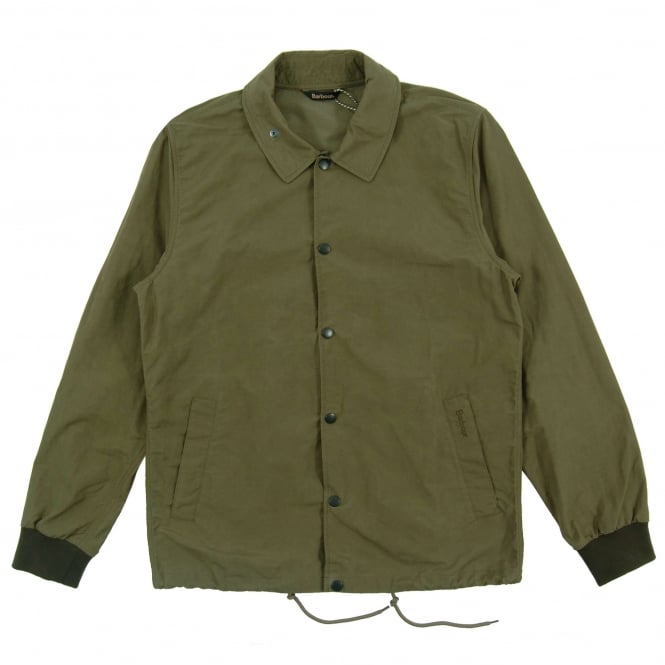Barbour Reel Casual Jacket Fern