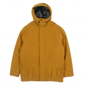 Rivington Hooded Waterproof Jacket Tapenade