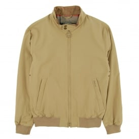 Royston Harrington Jacket Light Sand