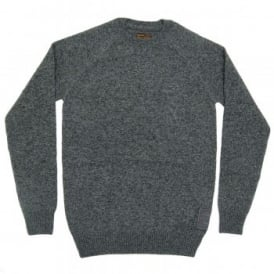 Staple Crew Jumper Charcoal