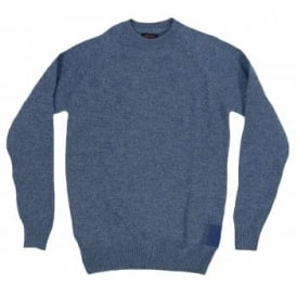 Staple Crew Jumper Dark Denim