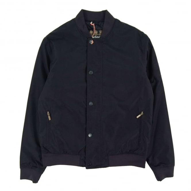Barbour Steve McQueen™ Green Waterproof Jacket Navy