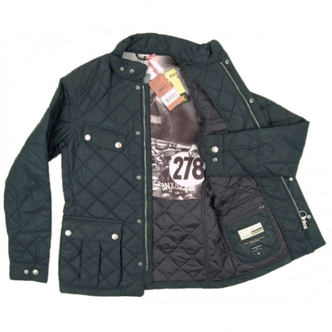 Barbour Quilted Steve Mcqueen