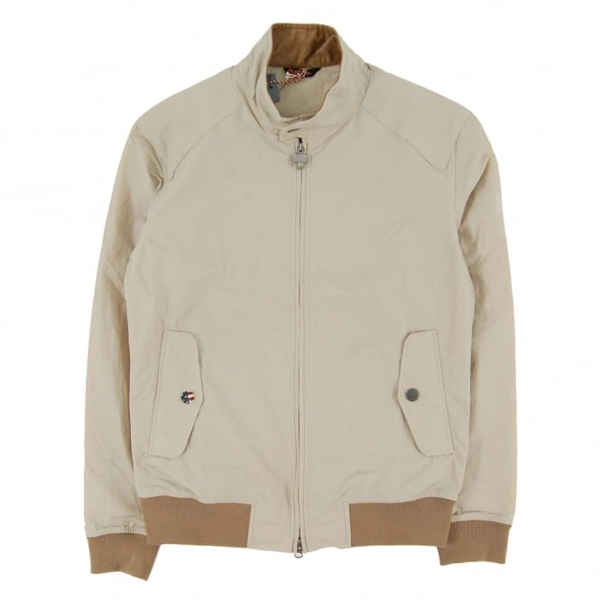 Barbour Steve McQueen™ Rectifier Harrington Jacket Fog