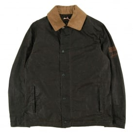 Tread Wax Jacket Olive