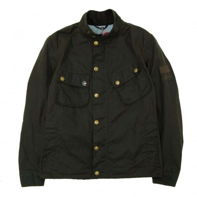 Barbour Steve McQueen™ Wax 9665 Jacket Olive