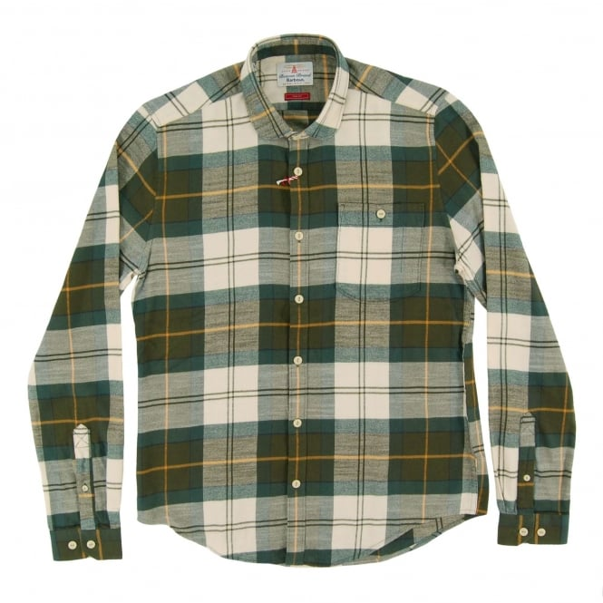 Barbour Straiton Check Shirt Ancient Tartan