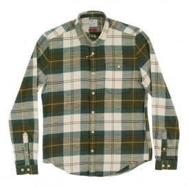 Straiton Check Shirt Ancient Tartan