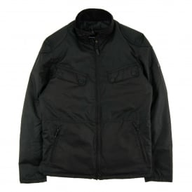 Valve Wax Jacket Black