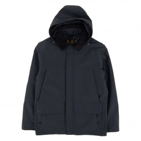 Vapour Waterproof Jacket Navy
