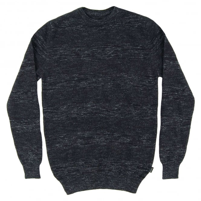 Barbour Vernon Crew Jumper Navy