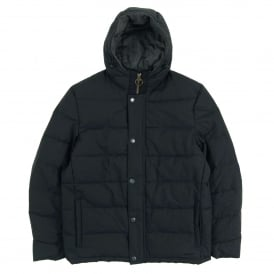 Wareford Quilted Jacket Navy