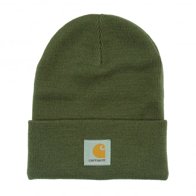 Carhartt Acrylic Watch Hat Rover Green