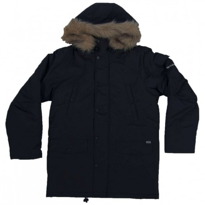 Carhartt Anchorage Parka Black