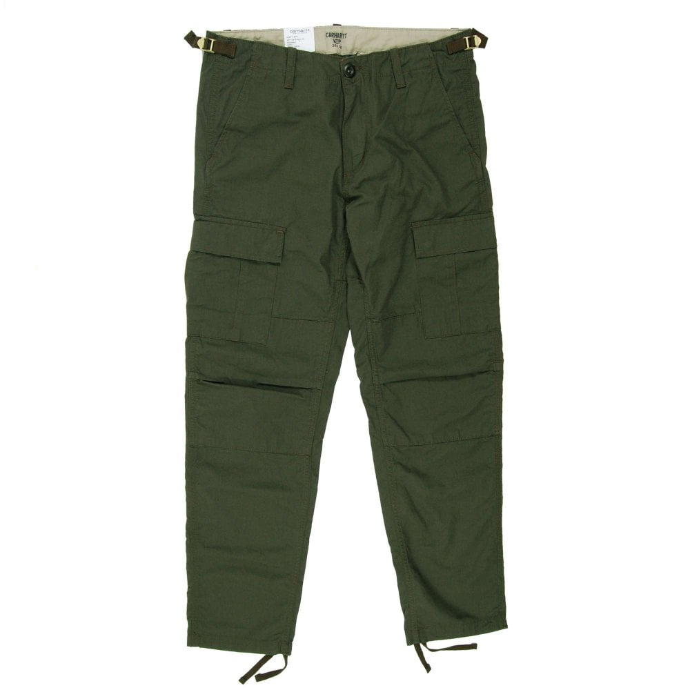 a5248f1f Carhartt Aviation Pant Columbia Cypress - Mens Clothing from Attic ...