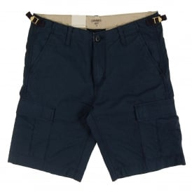 Aviation Shorts Columbia Navy