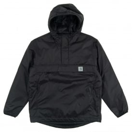 Beta Pullover Jacket Black