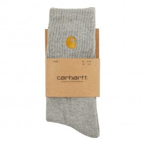 571689749999c Carhartt Anglistic Beanie Cadmium Heather - Mens Clothing from Attic ...