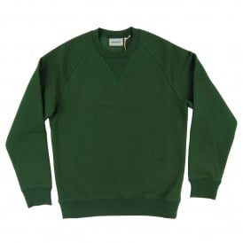 Chase Sweatshirt 13oz Fir Gold