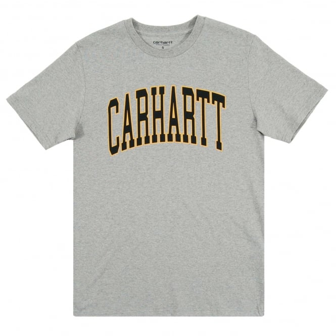 Carhartt Division T-Shirt Grey Heather