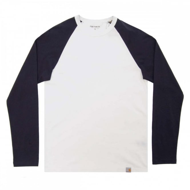Carhartt Dodgers T-Shirt White Navy