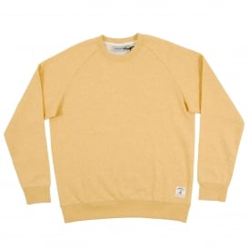 Holbrook Sweatshirt Maize Heather