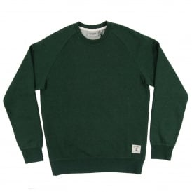 Holbrook Sweatshirt Parsley Heather