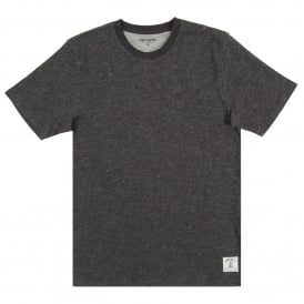 Holbrook T-Shirt 235gm Black Heather