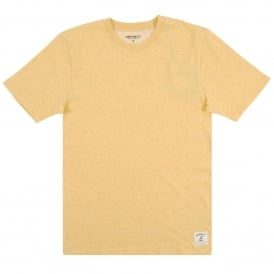 Holbrook T-Shirt 235gm Maize Heather
