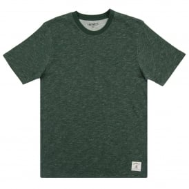 Holbrook T-Shirt 235gm Parsley Heather
