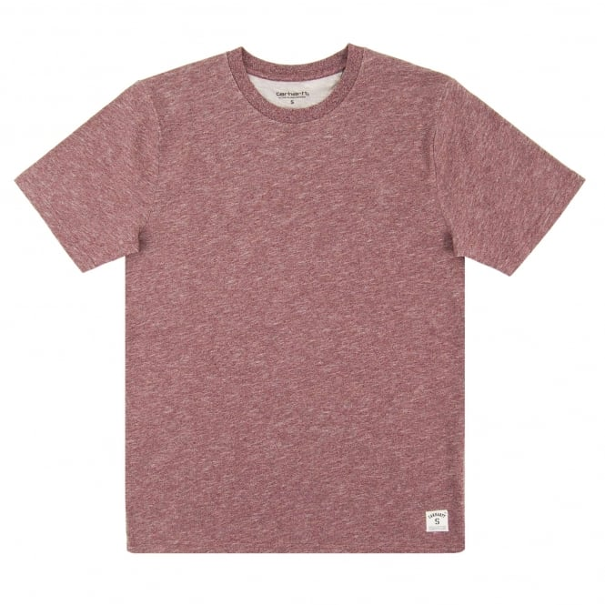 Carhartt Holbrook T-Shirt Chainti Noise Heather