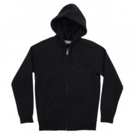 Hooded Chase Jacket 13oz Black