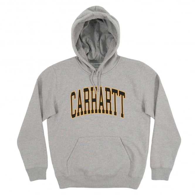 Carhartt Hooded Division Sweatshirt Grey Heather