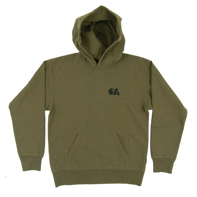 Carhartt Hooded Military Training Sweat Rover Green Black