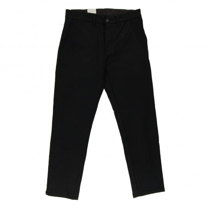 Carhartt Johnson Pant Virgin Wool Southbury Black