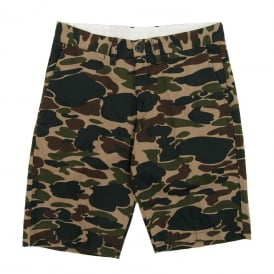 Johnson Shorts Dexter Camo Isle