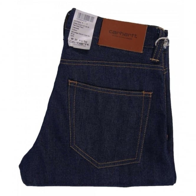 2018 sneakers 100% top quality 50% price Carhartt Kennedy Pant Jeans Cascade Selvedge Rigid
