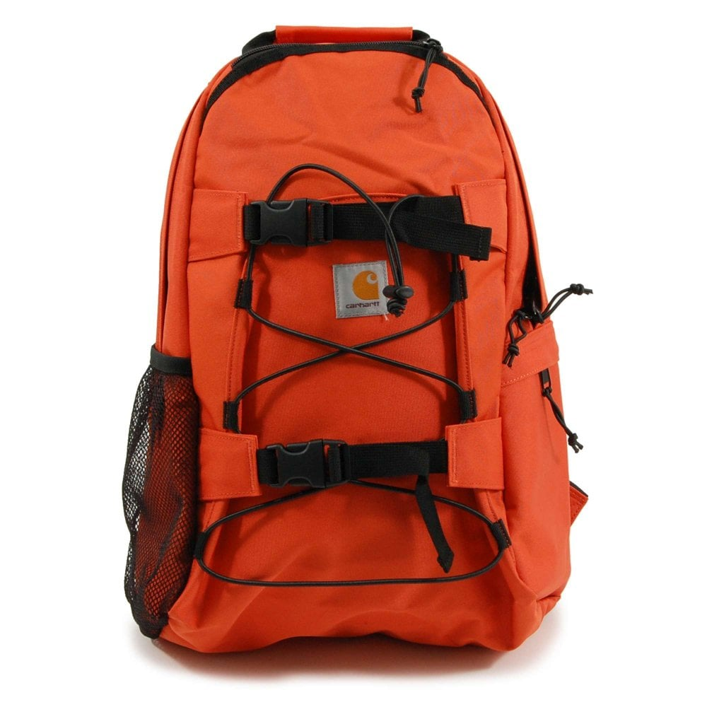 Carhartt Kickflip Backpack Persimmon - Mens Clothing from Attic ...