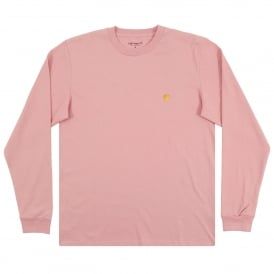 LS Chase T-Shirt Soft Rose Gold