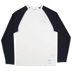 LS Dodgers T-Shirt Wax Dark Navy
