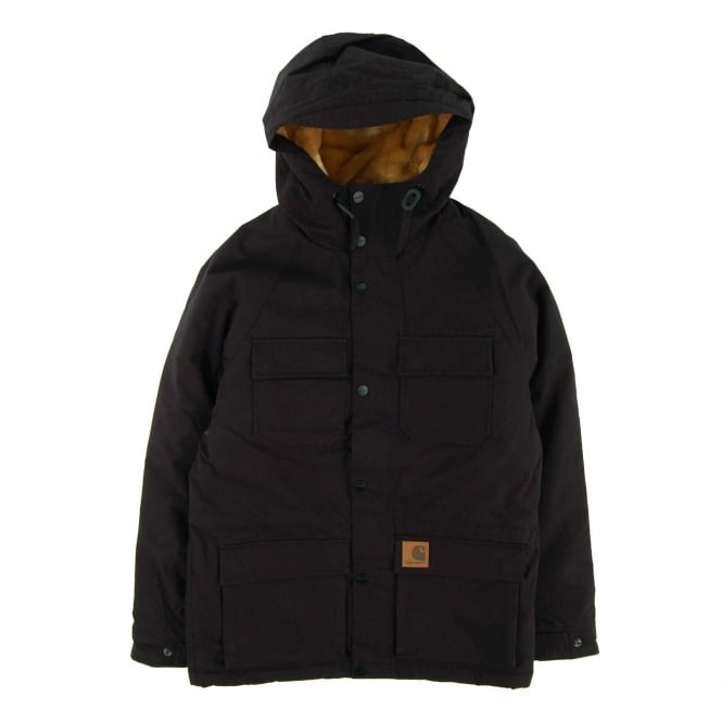 Carhartt Mentley Jacket Black
