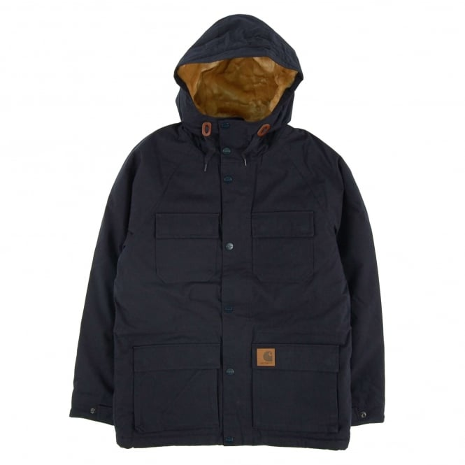 Carhartt Mentley Jacket Navy