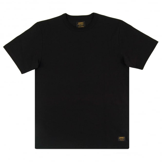 Carhartt Military T-Shirt Black