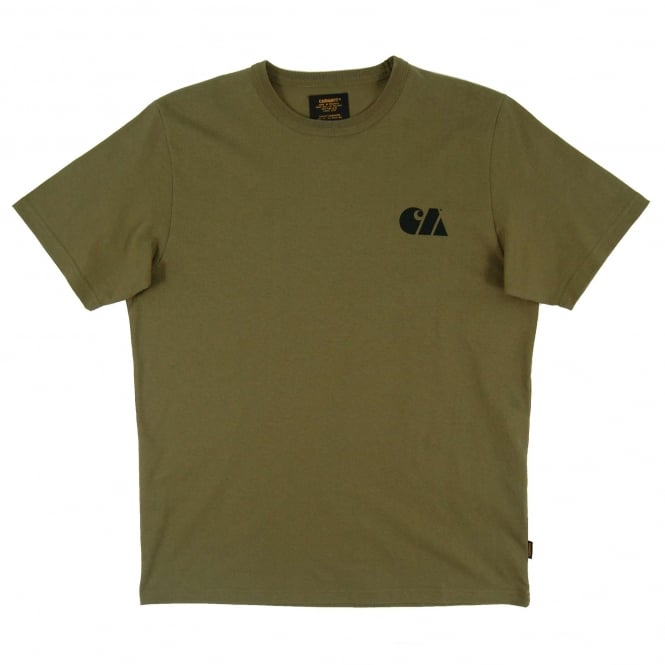 Carhartt Military Training T-Shirt Rover Green