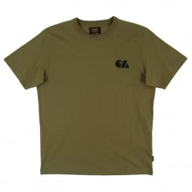 Military Training T-Shirt Rover Green