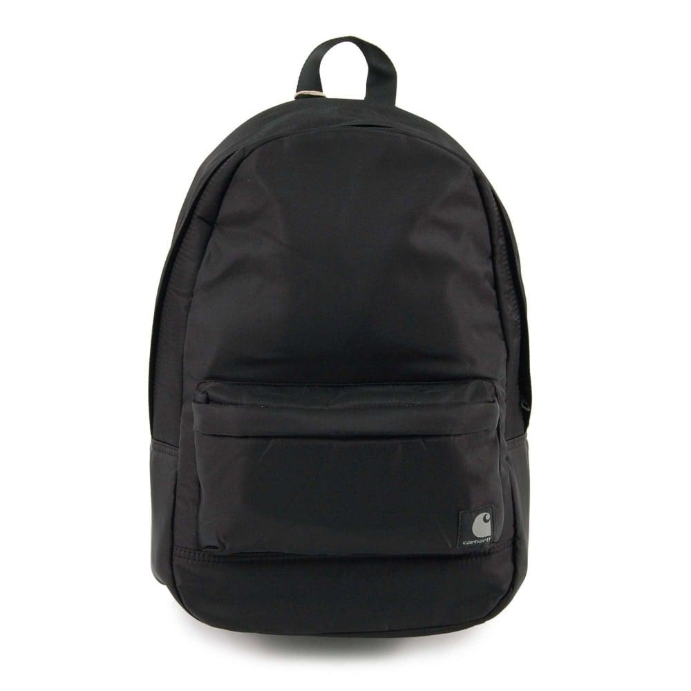 Carhartt Palmer Backpack Black - Mens Clothing from Attic Clothing UK